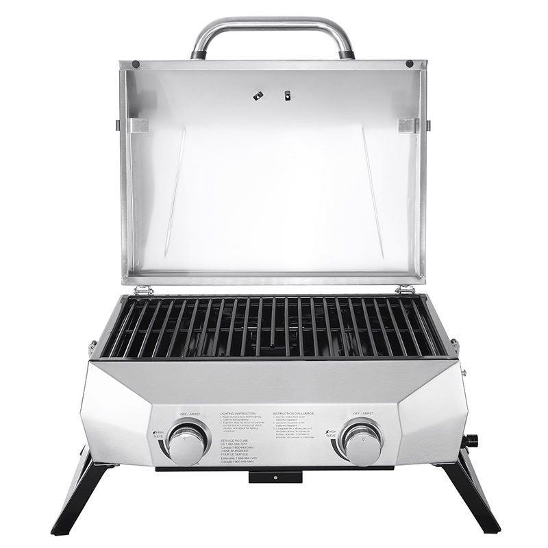 Nexgrill gas grill stainless steel bing images
