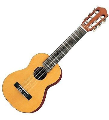 YAMAHA GL1 Guitalele with Bag - Guitar / Ukulele - Natural